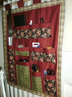 il pannello porta oggetti per principianti tutorial rangement de couturi re mural en tissu. Black Bedroom Furniture Sets. Home Design Ideas