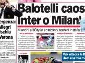 Ecco prime della Gazzetta Corriere dello Sport Tuttosport
