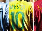 Calcio, UniverCell mette Messi maglia Brasile