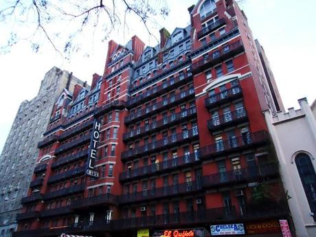 Postcards from New York/13: The Chelsea Hotel