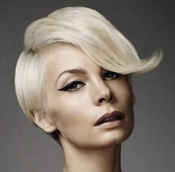 Nuovi tagli capelli corti chic donna 2012