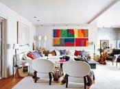 Quadri contemporanei colorati