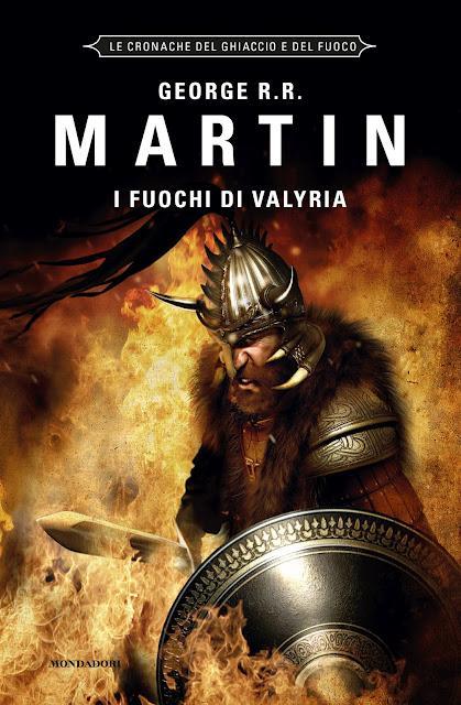 Anteprima: I fuochi di Valyria di George R.R. Martin