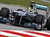 Qualifiche Cina Storico Rosberg Storica Mercedes
