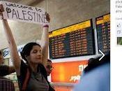 Benvenuti Palestina Welcome Palestine