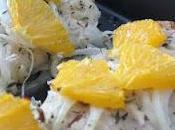 Filetto merluzzo arance