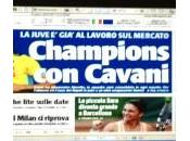 Foto-ecco prima pagina tuttosport-juventus champions cavani!!visionate