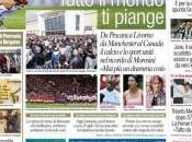 prime pagine Corriere dello Sport Tuttosport Gazzetta