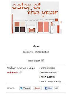 Sephora usa bene Pinterest...e Instagram...e tutto il resto