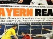FOTO-Ecco l'anteprima della prima pagina Gazzetta dello Sport,a Cristiano Ronaldo rubate le….