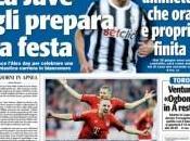 Ecco prime pagine quotidiani sportivi oggi Gazzetta Tuttosport