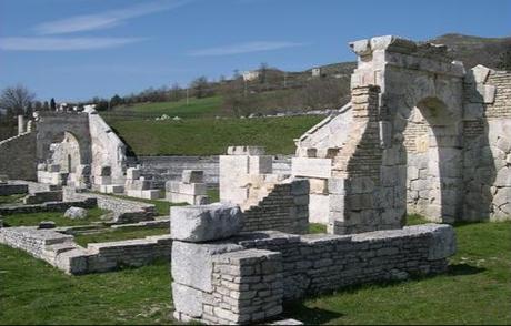 monumenti pietrabbondante