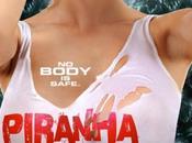 nuovo poster Piranha 3DD, meno sanguinario molto sexy