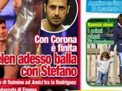 Belen scarica Corona ballerino Stefano Martino?