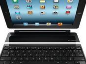 Logitech presenta nuova cover tastiera ultrasottile integrata nuovo iPad