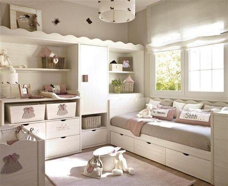 Camerette Chic Per Ragazze : Camerette chic per bambini design casa creativa e mobili ispiratori