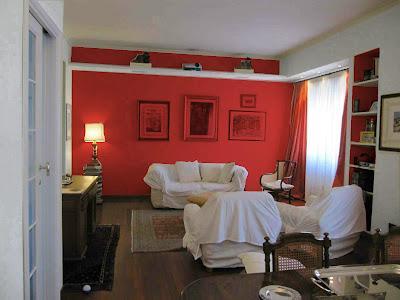 L 39 architetto risponde colore pareti soggiorno paperblog for Dipingere il soggiorno