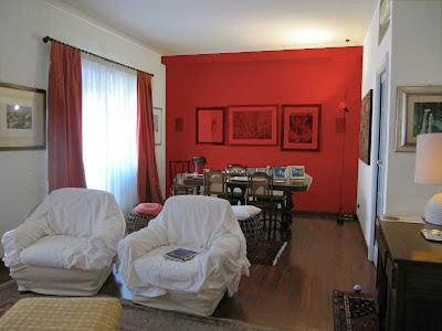 Larchitetto risponde- Colore pareti soggiorno - Paperblog