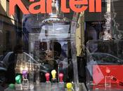 Kartell ToyWatch insieme Salone Mobile 2012