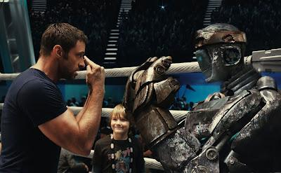 Real Steel: Robotsessuale