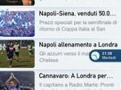 L'applicazione ufficiale Napoli Calcio disponibile Store