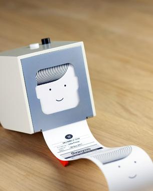little printer cop