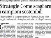 Flavio Cattaneo: Terna guida classifica titoli alto rendimento