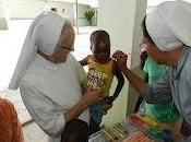 Pasqua nell'orfanotrofio Mhondoro