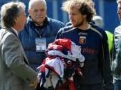 Genoa-Siena: giocatori sono tolti maglia, calcio rimasto mutande