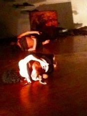 aprile 2012 Giornata mondiale della danza Spazio Tadini doppio appuntamento: mattino workshop sera presentazione studio J'AI