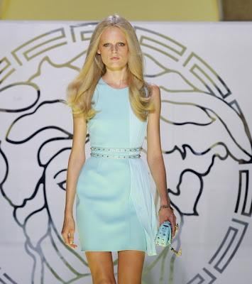 Versace primavera estate 2012