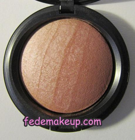 Review Mac Blonde Mineralize Skinfinish