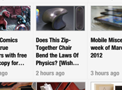 Newsify: Client Google Reader [Apple iPhone-iPad-iPod App]