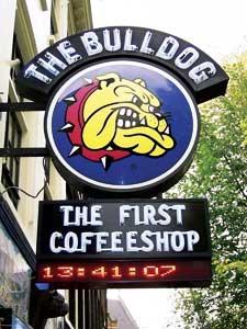 Bulldog Coffee Shop Carta