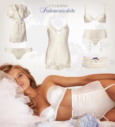 97eb586f246e4 Intimissimi Bridal Collection - Paperblog