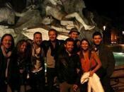 Bello 2012: Jensen Ackles Roma Piazza Navona