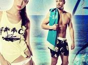 Summer time styling Diesel Beachwear