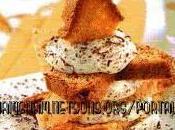 Millefoglie pandoro crema chantilly