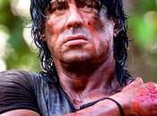 Sylvester Stallone molla pista Rambo