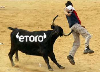 Fare trading con etoro