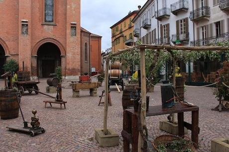 Vinum : wine fair in Alba - part 1