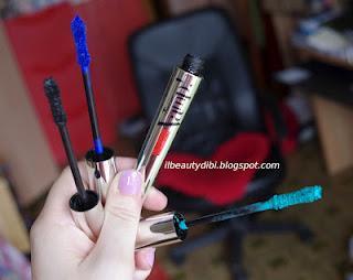 mascara blu elettrico collistar
