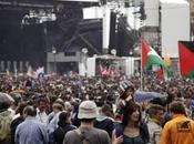 Primo Maggio: concertone sotto pioggia 300.000 giovani