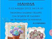 Corso decorazione biscotti tema festa della mamma