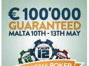 V365 Poker Festival, torna grande poker internazionale casinò Portomaso Malta
