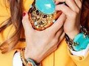 Anna dello russo h&m, collezione accessori cost