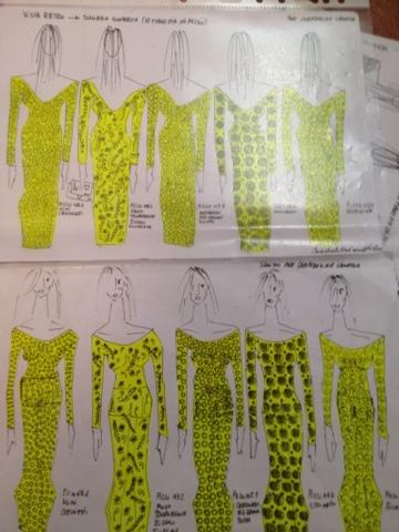 The making of THE DRESS