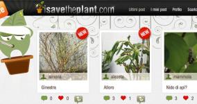 App iPhone per salvare le piante, community per salvare le piante d'appartamento, community forum sul giardinaggio, informazioni sulla cura delle piante, cura la pianta nel modo migliore, un mondo migliore, una pianta alla vol