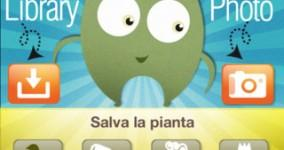 iSave the Plant - app per iPhone