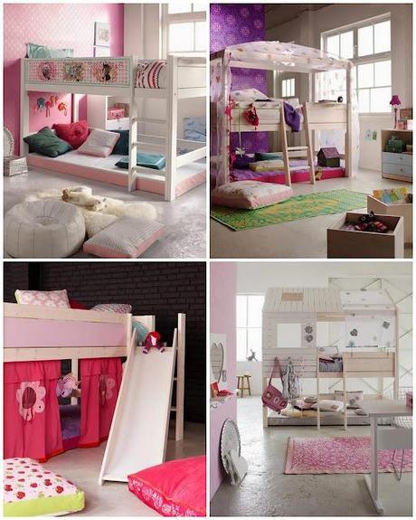 Casa copenhagen le camerette trasformabili che crescono con il bambino paperblog - Casa copenaghen ...